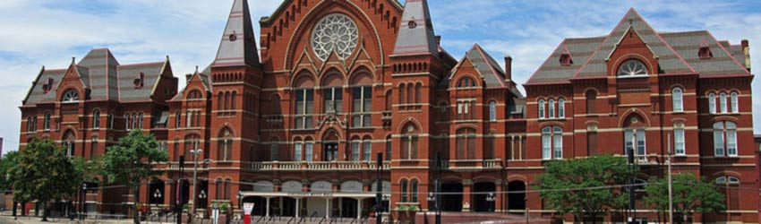 Cincinnati Music Hall Ohio