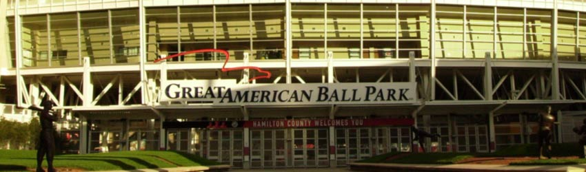 Great American Ballpark - Cincinnati OH